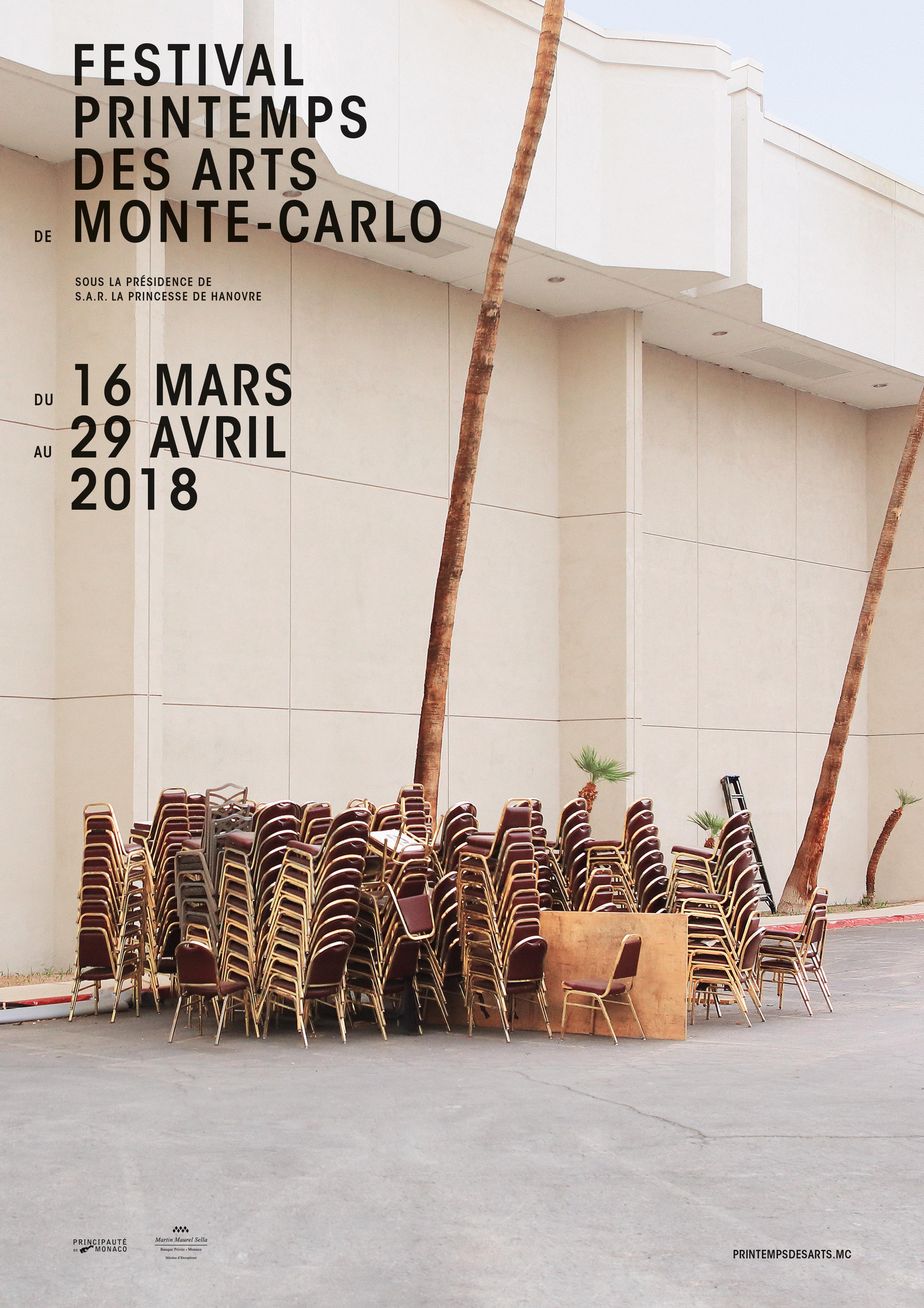 Philippe Bianconi, Printemps des Arts de Monaco 2019