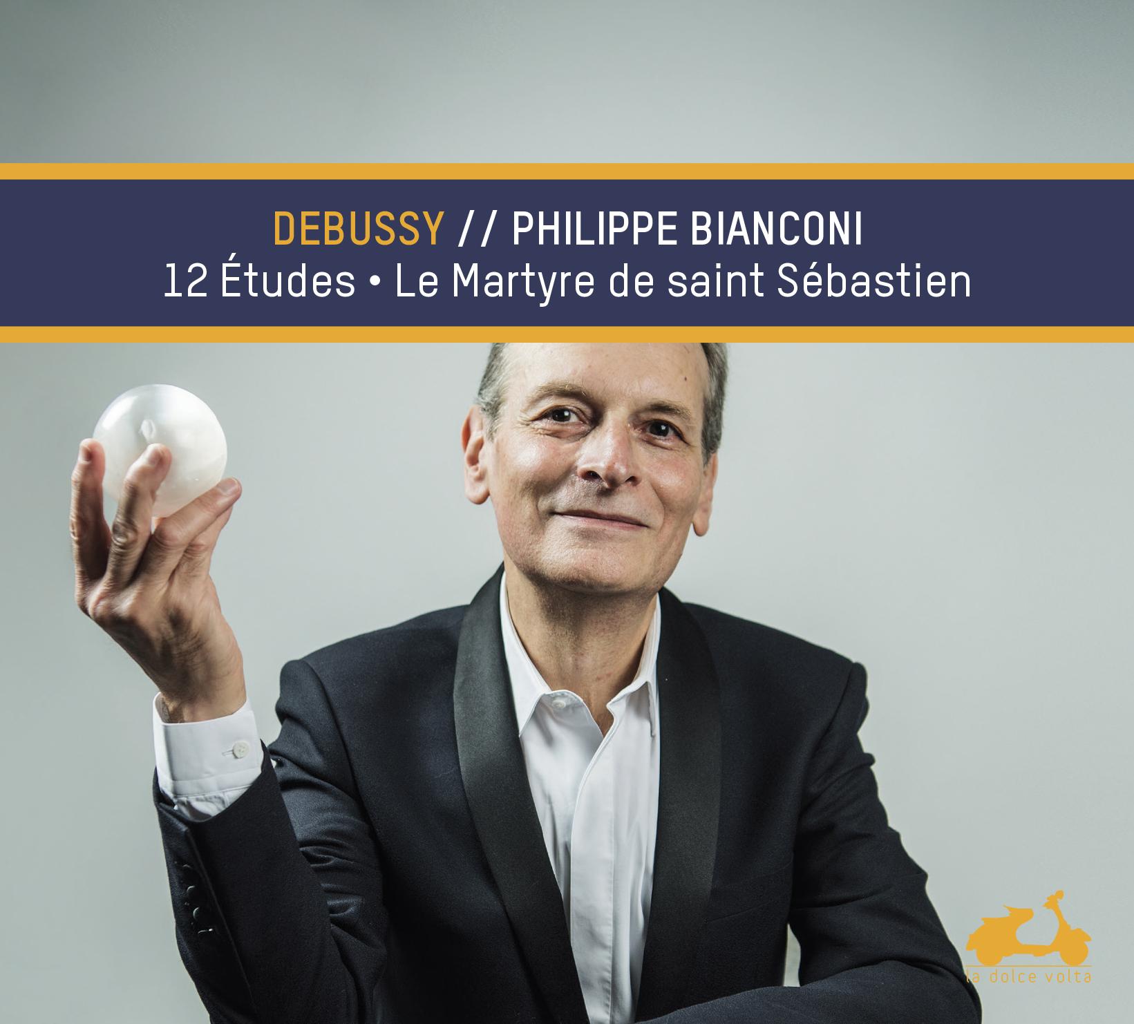 Philippe Bianconi, Debussy, La Dolce Volta
